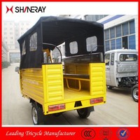 Shineray XY150ZK 200Cc Three Wheel Motorcycle Moto Taxi For Sale