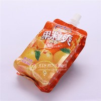 Stand up Pouch Children Beverage doypack nozzle bag