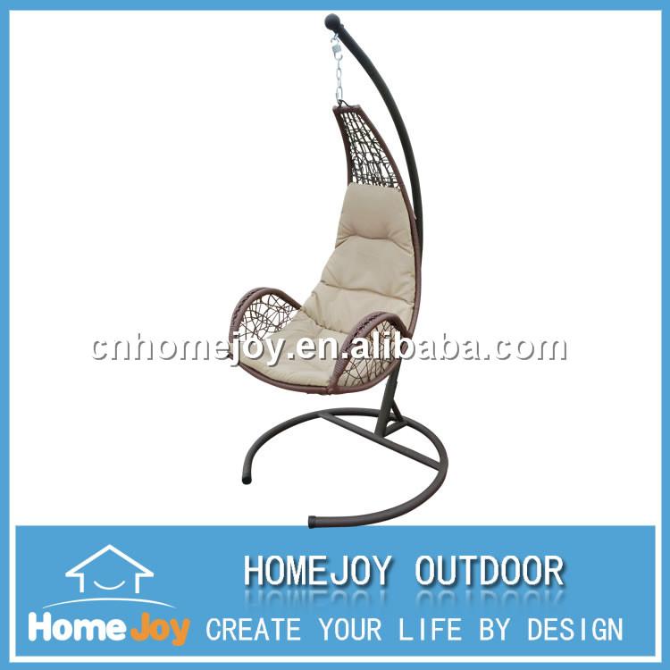 vente chaude pas cher rotin fauteuil suspendu suspendus chaise d 39 oeufs avec support balan oire. Black Bedroom Furniture Sets. Home Design Ideas