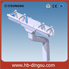 Factory Sale Plastic Rain Gutterings for Roofing Drainage System