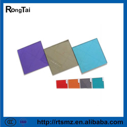 certificate CCC/ISO obscure laminated glass used for building(led laminated glass)