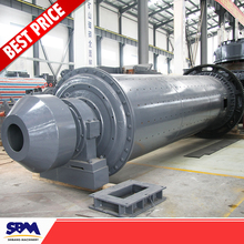 SBM high quality second hand ball mill , second hand ball mill machine