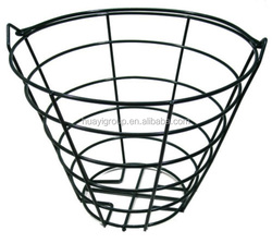 Zinc Plated Wire Fruit Basket