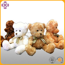 Hot China Products Wholesale teddy bear stuffed toy teddy bear with sublimation t-shirt clothes