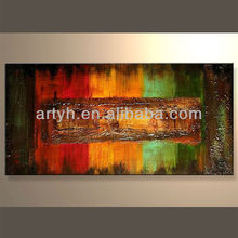 Newest Handmade Artist Abstract Art Painting In Discount Price
