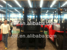 2.0TON MODEL LG20DT forklift with xinchai engine popular for exporting to Africa and mid-east