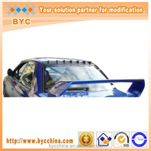 ABS Cool and Fantastic Racing Rear Spoiler For Subaru Impreza 4 to7th 1992-2000 Shark Fin Spoiler with Great Popularity