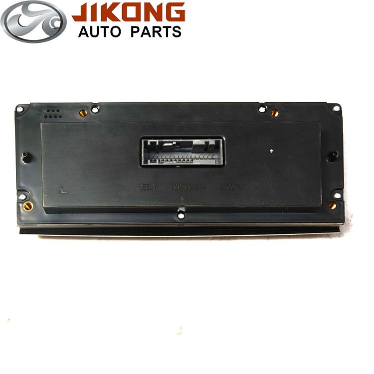 autobody parts car air conditioning control panel for