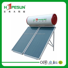 300L Solar Thermal Applications Thermosyphon Flat Plate Solar Heater Water