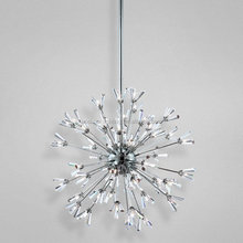 Lenka Chrome Chandelier Crystal 54 Light