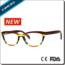 marcos y gafas y al por mayor modelo de moda colorido