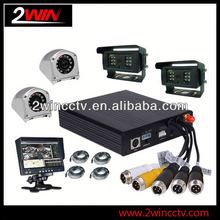 Cheap Prices!! 64GB 3G Vehicle CCTV Mobile 4ch taxi dvr