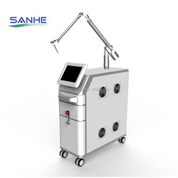 Laser beauty equipment tattoo removal machine new technology high quality/yag laser tattoo removal price/yag laser machine cost