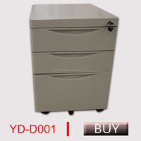 High quality Mobile Steel Cabinet,Pedestal,Office Storage System