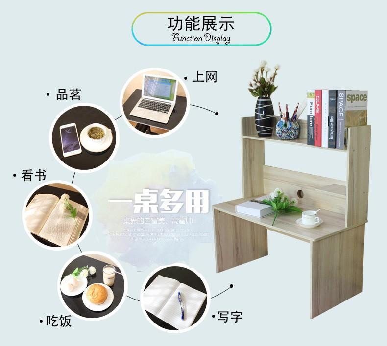 Cama mesa de estudio/estudio teórico sobre cama de dormitorio-Mesas ...