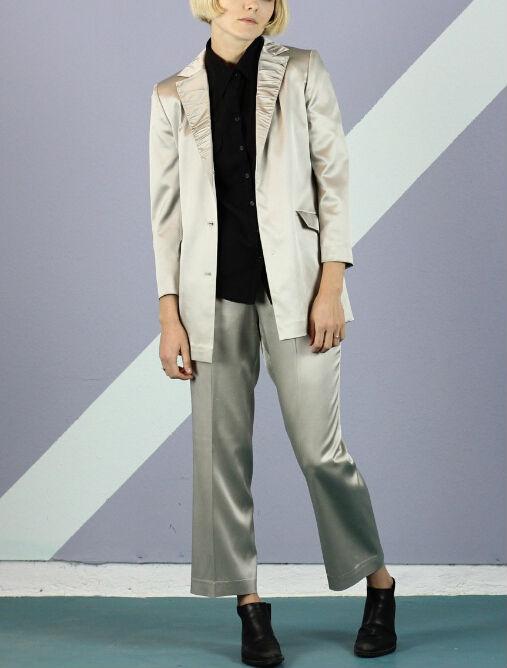 Ladies Designer Pants Suits Designer Ladies Silk Pants