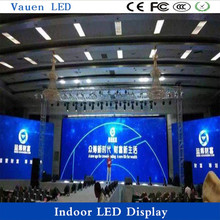 Indoor led display P2.5 mm led pixel pitch xxx video wall led screen display