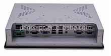 12.1 inch IP65 industrial touch panel pc DC24V IPPC-120D-2R
