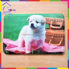 Cat dog Printed foam pet cushion