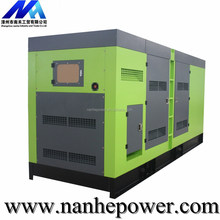 Top quality and cheap silent diesel dynamo generating electricity 10-1000kw