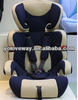 safety baby car seat for group (9kg-36kg) with ECE R44/04 no pads