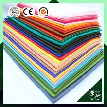 100% polyester taffeta solid