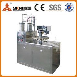Silica Gel Filling Machine,sealant filling machine,sealant soft aluminum tube filling machine