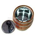 de alta calidad de acero inoxidable tanques de madera barriles de whisky para la venta