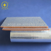 Wholesale thermal insulation pipe ,fire resistant aluminum foil XPE polyurethane foam insulation