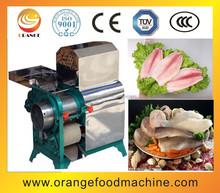 Fishskin and fish bone extract machine separator machine