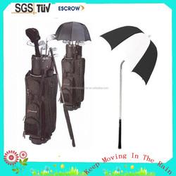 Custom golf bag umbrella manufacturer china
