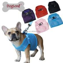 Pet Dog vest Harness for 5colors Dog & Cat Harness Vest Comfy Pet Dog Vest Harness