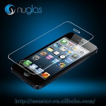0.33mm mobile phone screen protector film for iphone 5s 5c