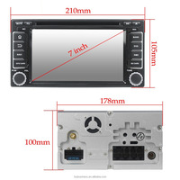 Android 4.4 subaru forester//Impreza car dvd gps navigation system with Bluetooth quad core hd1024*600