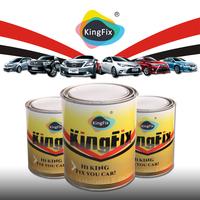 KINGFIX Brand aluminum waterproof paint for 1k & 2k primer surfacers