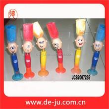 Kids Like Personalized Colorful Shape Doll Pen Wholesale Gel Pen