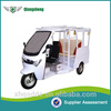 india popular new battery rickshaw three wheeler with ce for wholesales