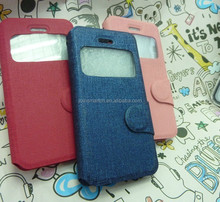 2015 Popular Cheap Perfect Oracle Bone Mobile phone Leather Case For iphone I4 I5