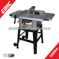 EBIC woodworking table saw professional used table saw for sale
