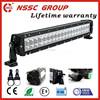NSSC Patent 4x4 led Light bar super bright 20inch 120w auto led light bar for suv, truck, heavy duty light bar