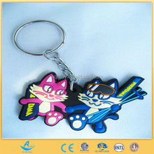 all types of keychains customize keychains for customers OEM in market