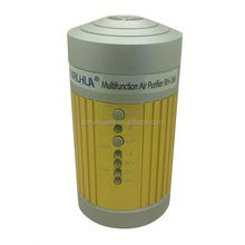 Top quality latest negative ion car air purifier freshener