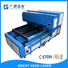 400W Single head laser die cutting machine for 18-22mm Die board cutting
