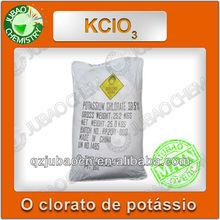 Bom kclo3 clorato de potássio dos fogos de artifício 99.5%