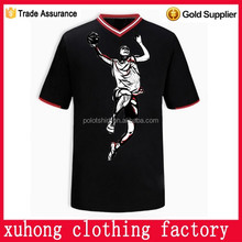 custom V neck short sleeve basketball jersey Germany