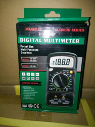 MAS830L DMM Manual Range Digital Multimeter