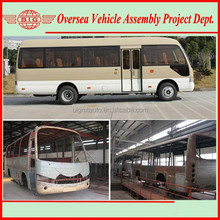 LHD/RHD Gasoline/Diesel On Line Buy Bus Whole Vehicle Designing