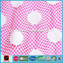 newest style lace polyester special design fabric lace polyamide