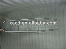 XACD custom rear rack Titanium bike luggage carrier/bike rack