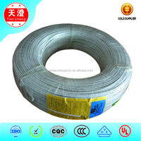 UL 3135 AWG20 silicone rubber wire